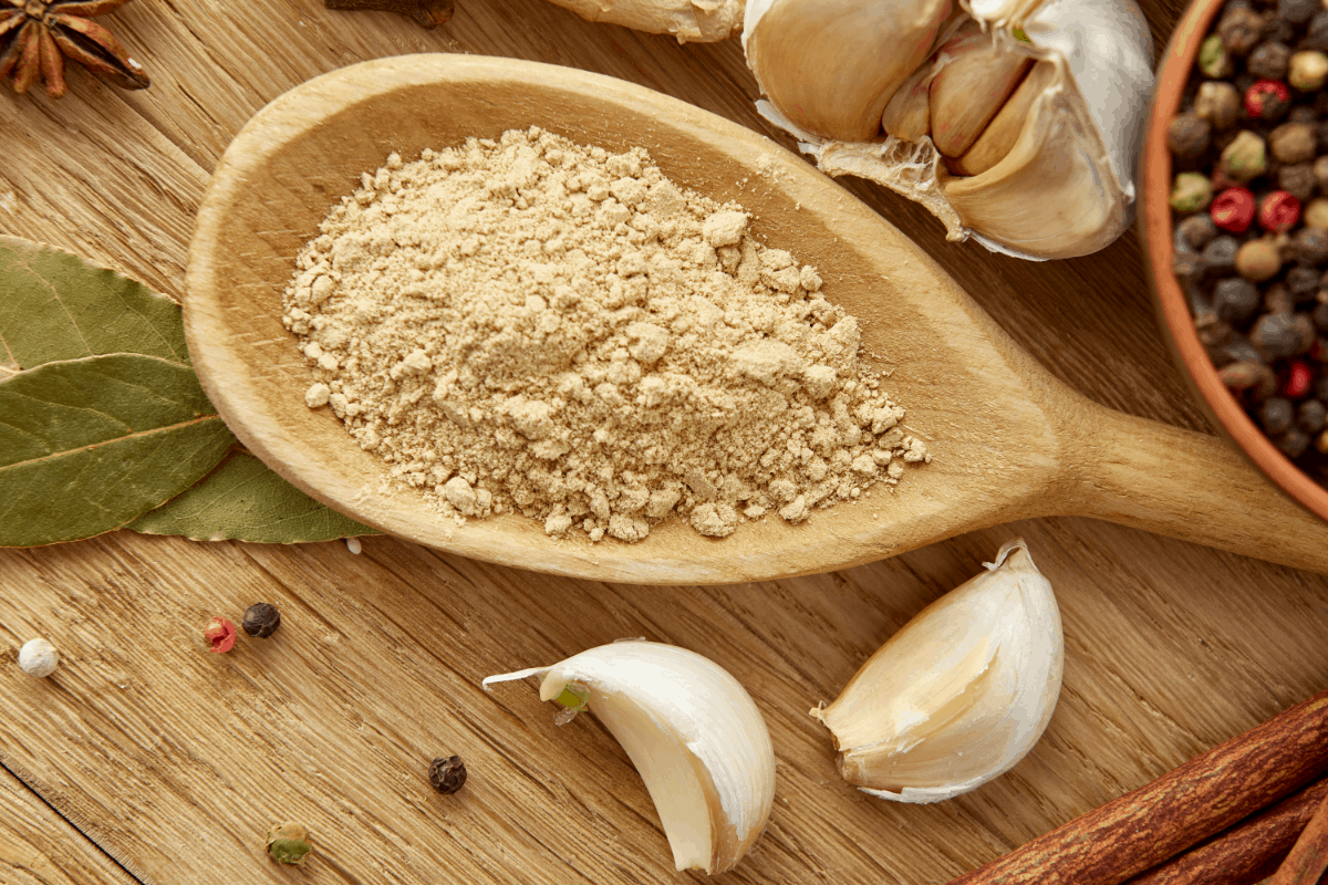 Best Organic Garlic Powder Grown in USA