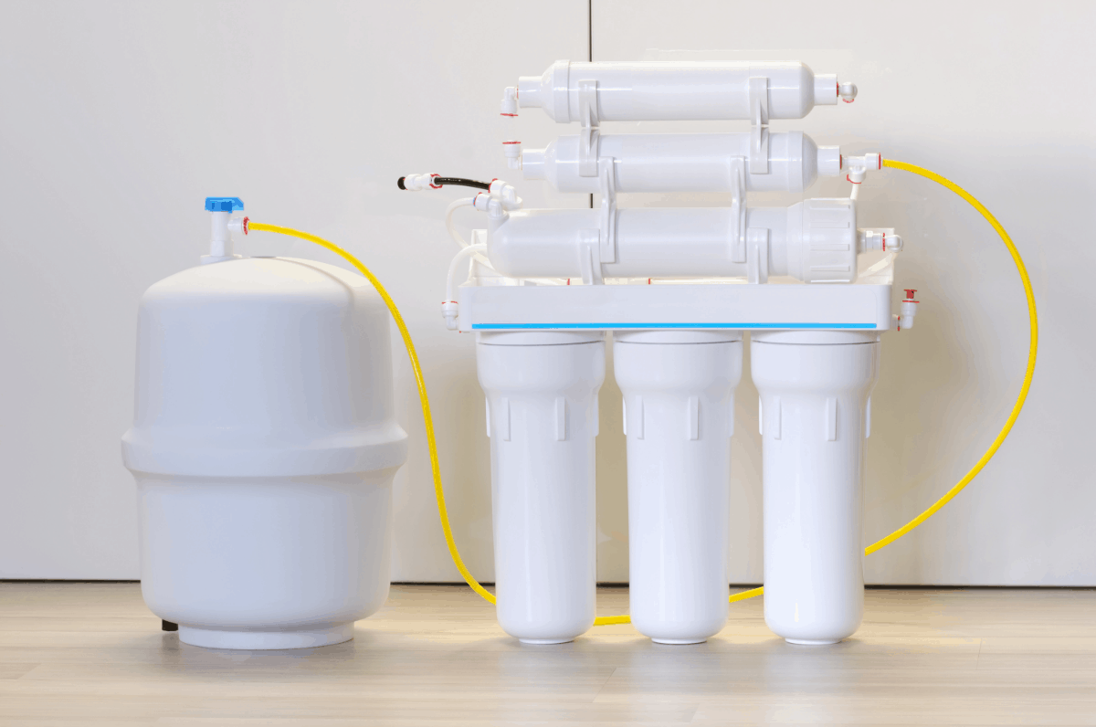 Best Reverse Osmosis System for Hydroponics