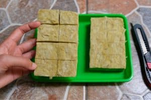 How To Make Rockwool Cubes