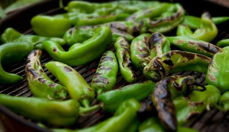 How To Roast Green Chiles On The Stove