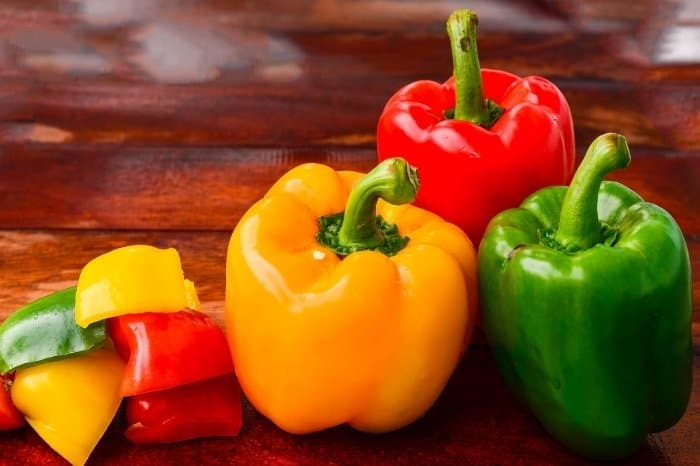 What Are Sweet Peppers